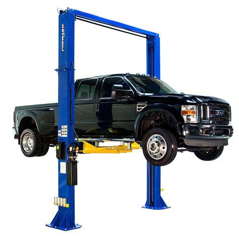 Auto Forwarder Forward Lift Dp15 Two Post Auto Lift 15 000 Lb