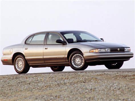 how to fix cars 1997 chrysler lhs auto manual 1997 chrysler lhs specs pictures trims colors cars com