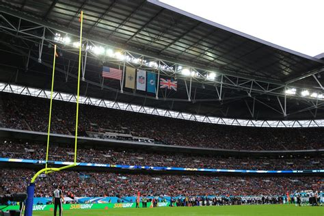 nfl  reveal  london schedule   include