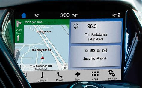 ford sync 3 navigation ford sync 3 launches on ford escape this summer extremetech