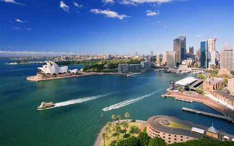 downtown sydney australia wallpapers hd wallpapers id