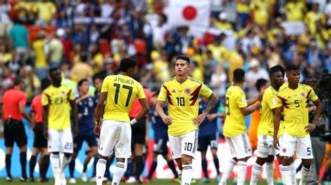 INFO PIALA DUNIA 2018 - KOLOMBIA VS POLANDIA BERAKHIR 3-0