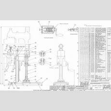 D12 Laboratory Flotation Machine Parts
