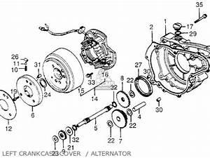 honda trx200 fourtrax 200 1984 e usa parts lists and With honda trx200 fourtrax 200 1984 usa wire harness battery schematic
