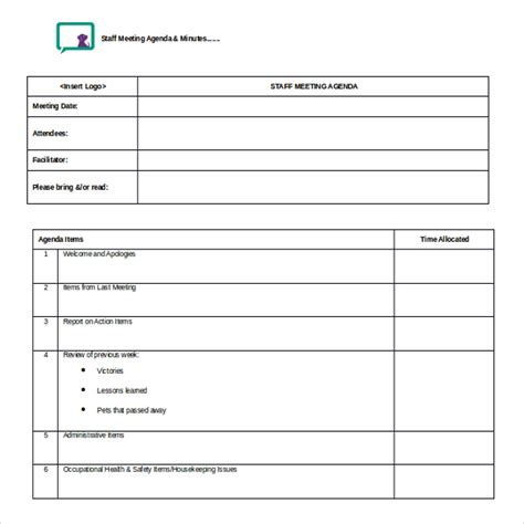 meeting notes template 16 microsoft word minute templates free free premium templates