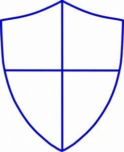 Cool Shield Template - Free Clipart Images - ClipArt Best ...
