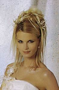 Coiffure Pour Cheveux Mi Longs : coiffure de mariage pour cheveux mi long ~ Melissatoandfro.com Idées de Décoration