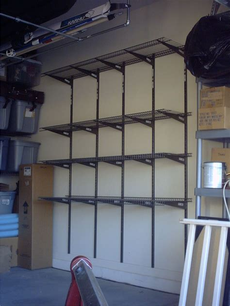 Shelving Your Garage by Garage Storage Home Garaje Cochera Orden En Casa