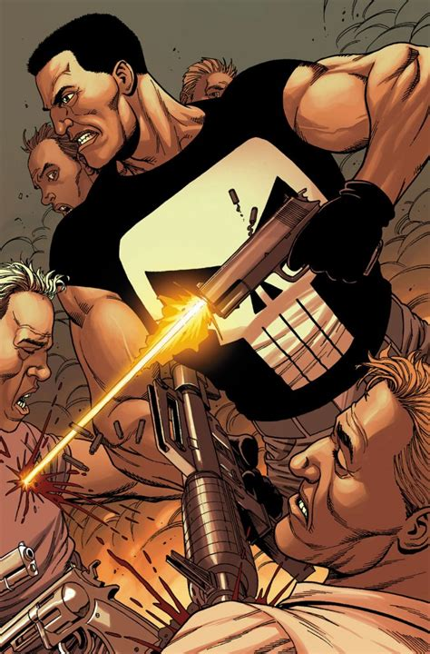 Marvel Preview The Punisher #1 Aipt