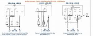 8045 20 Defrost Timer Diagram