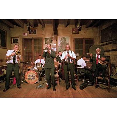Music: Preservation Hall Jazz BandGreat American Things