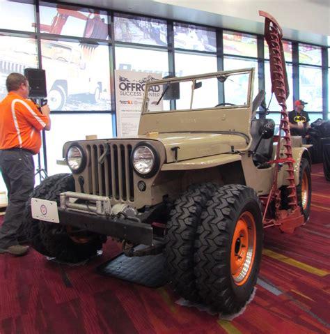 1946 Willys Cj-2a Farm Jeep