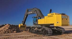 John Deere Upgrades Largest Production-Class Excavator in ...