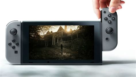 Resident Evil For Switch Currently No Plans In Bringing Resident Evil 7 To Nintendo