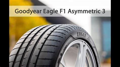 Goodyear Eagle F1 Asymmetric by Goodyear Eagle F1 Asymmetric 3 225 45 R17 91y Ab 69 90