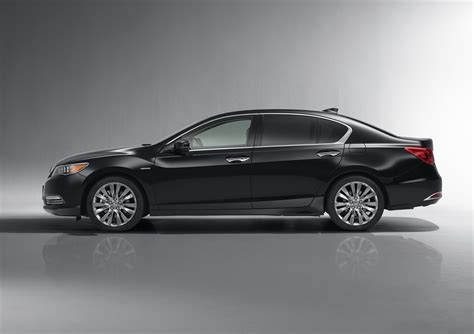all new honda legend is japan s acura rlx carscoops
