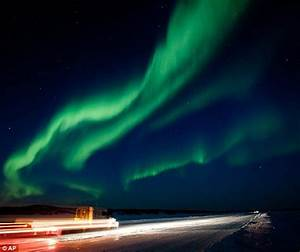 Strongest solar storm creates dazzling display in the sky ...