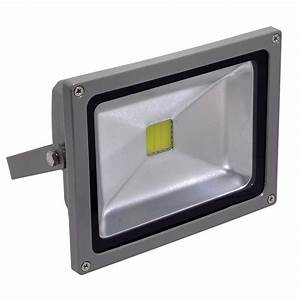 Ledfl w k residential led flood light