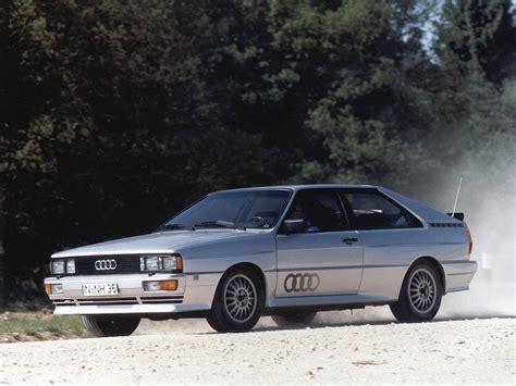 Audi Quattro 1980 1987 Audi Quattro 1980 1987 Photo 02