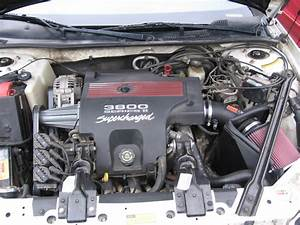 2000 Grand Prix 3800 Supercharged V6 Fuse Box New   49