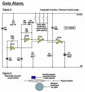 Home Alarm System Phone Wiring Diagram
