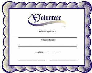 125 best images about volunteer recognition on pinterest With volunteer appreciation certificates free templates