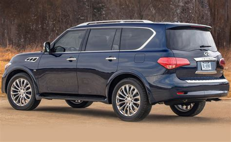 Infiniti Qx80 Photo by 2016 Infiniti Qx80 Pricing And Specifications Photos