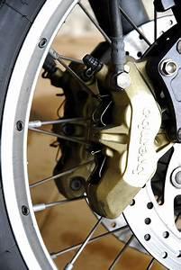 Aprilia Caponord Rally Raid Etv1000 Front Brake Upgrade