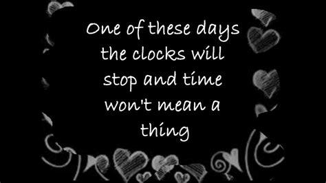 These Days Lyrics