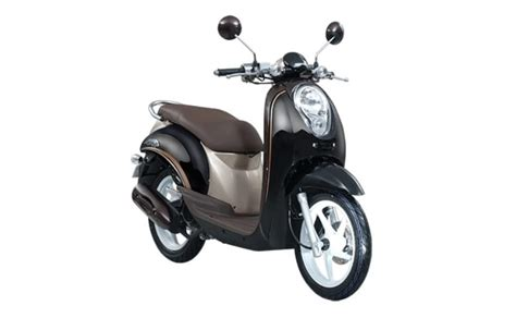 Honda Scoopy by Honda Scoopy Scooter Spotted Testing In India For The