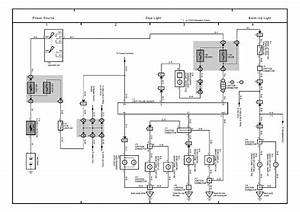 Lexus Rx300 Wiring Diagram For Tail Lights