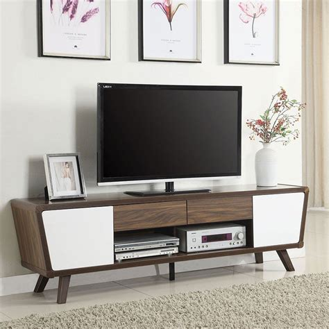 mid century tv cabinet mid century modern tv console tv stands and tv consoles