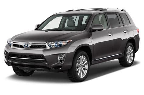 2012 Toyota Highlander Hybrid Reviews And Rating