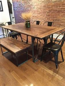 25+ Best Ideas about Reclaimed Wood Tables on Pinterest