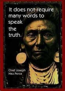 chief joseph quotes image quotes  relatablycom