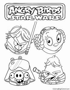 Angry Birds Star Wars Yoda Coloring Pages - Coloring Pages ...