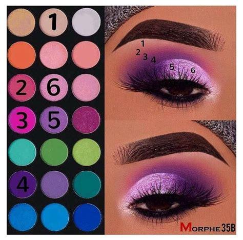 blog james charles makeup palette  yellow eyeshadow makeup compilation