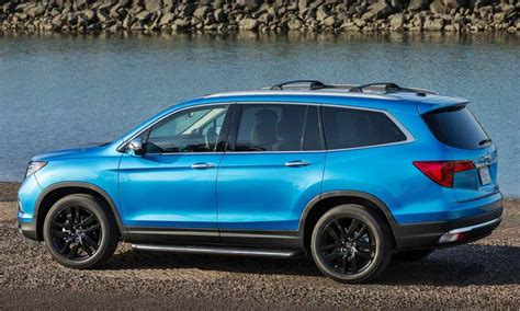 2018 Honda Pilot  It Can Tow—up To 5000 Pounds With All