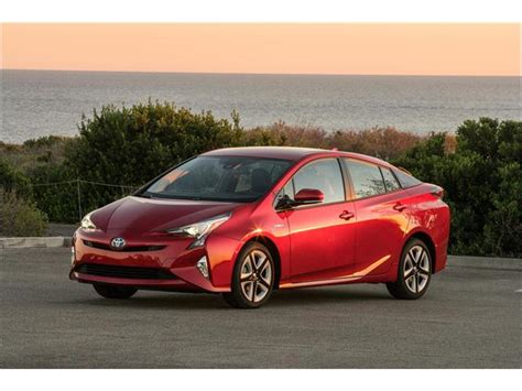 2018 Toyota Prius Two (natl) Specs And Features Us