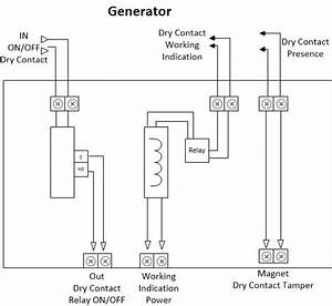 Wiring Diagram For Dry Contact Relay
