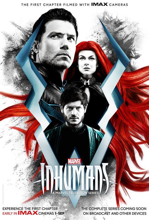 inhumans tv series marvel cinematic universe wiki