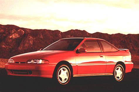 car repair manual download 1995 hyundai scoupe regenerative braking 1991 95 hyundai scoupe consumer guide auto