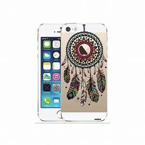 Coque Iphone 5 : emmy case by evetane coque crystal attrape r ve pour apple iphone 5 5s ~ Teatrodelosmanantiales.com Idées de Décoration