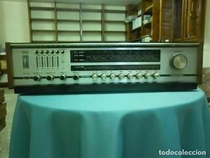 Radio Grundig Rtv 360 Con 2 Altavoces Hifi-box
