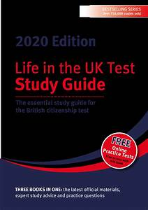 Life In The Uk Test  Study Guide   By Dillon  Henry