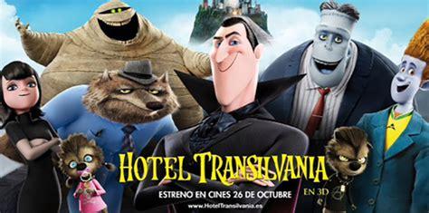 Crítica | HOTEL TRANSYLVANIA: escalofriantemente divertida.