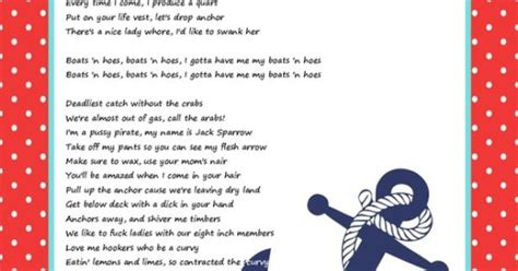 Boats And Hoes Lyrics From Step Brothers by Boats N Hoes Lyrics Boats N Hoes Bachelorette Party
