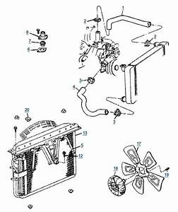 1997 Grand Cherokee Engine Diagrams