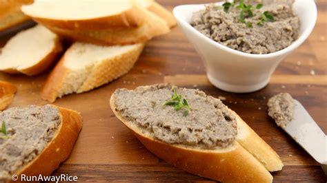 vegetarian pate faux gras pate chay easy recipe