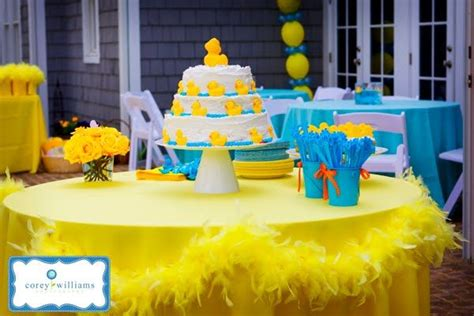 ducky baby shower decorations rubber duck baby shower rubber ducky baby shower theme